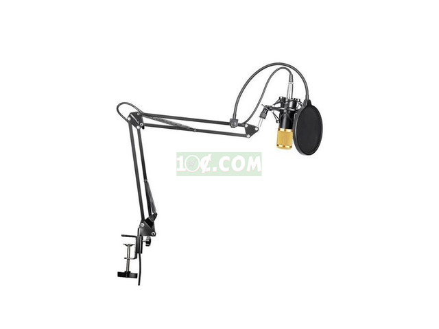 STUDIO BROADCAST MICROPHONE SET - 3