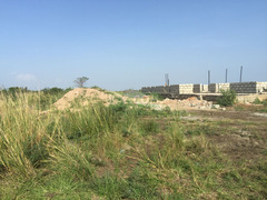 Land at Central University(Half plot)