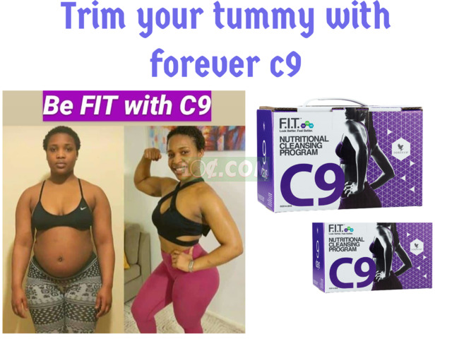 Loss weight with forever C9 packages - 1