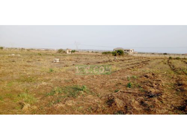 Demarcated land at Community 25 - 1