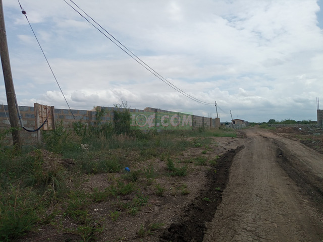 Full plots at Miotso-Prampram - 1