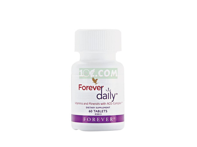 BENEFITS OF FOREVER DAILY - 1