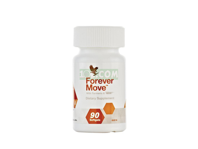 BENEFITS OF FOREVER MOVE - 1