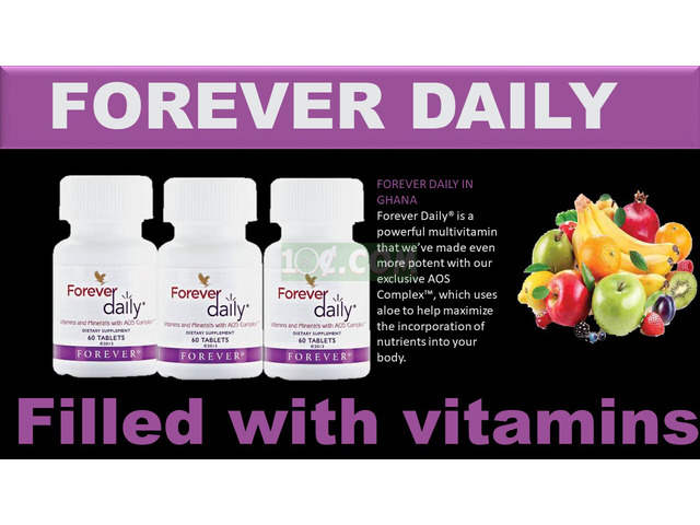FOREVER DAILY BENEFITS - 1