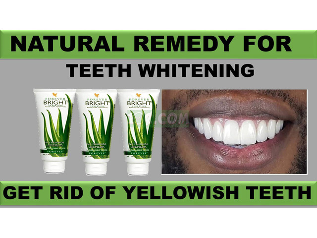 FOREVER LIVING PRODUCTS FOR TEETH WHITENING - 1