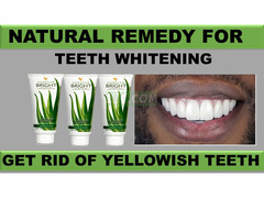 FOREVER LIVING PRODUCTS FOR TEETH WHITENING