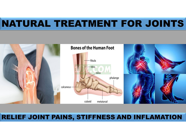 FOREVER LIVING PRODUCTS FOR JOINT TREATMENT - 1