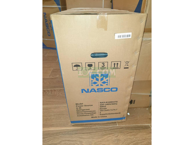Brand new Nasco 2.0 hp air conditioners for sale. - 2